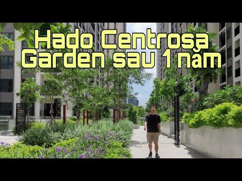 Hado Centrosa Garden quận 10 sau 1 năm đưa vào hoạt động có gì mới?