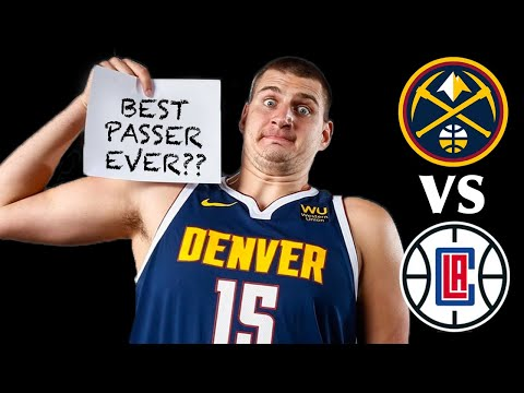 All 13 of Jokic's Assists from Game 7 Explained [hoopvision68]