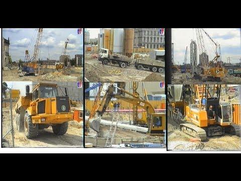 GIANT CONSTRUCTION SITE / Berlin, Carée Pariser Platz / Wilhelmstr., Germany, 26.05.1997.