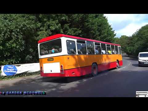 Sheffield bus running day tesco 2017
