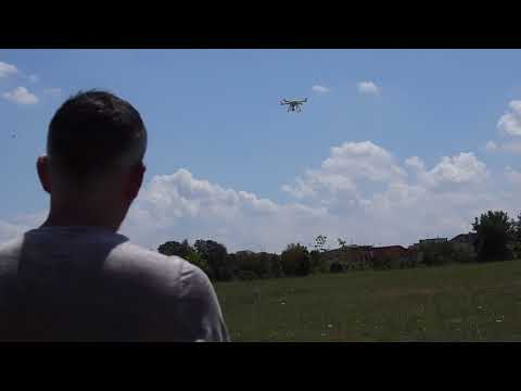 Xiaomi Drone 4k First Flight