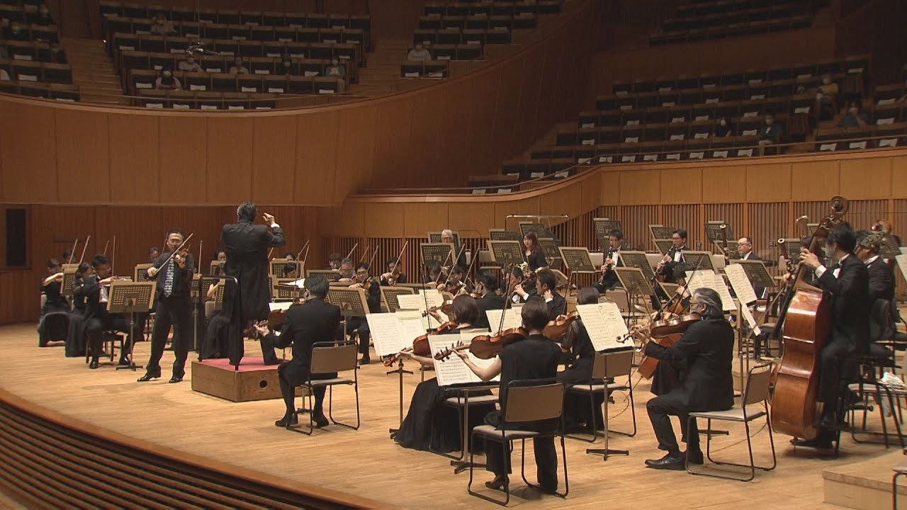 実に5か月ぶり 札幌交響楽団公演を再開【HTBニュース】