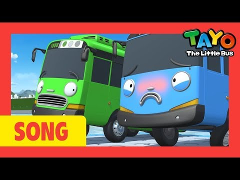 Tayo danger Fart Song(ft. Minions Banana song) | Row row row your boat | Nursery Rhymes