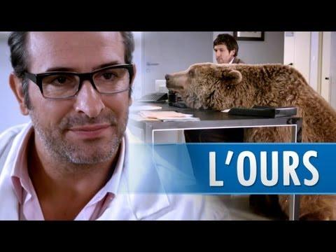 L'Ours  Marion Cotillard, Jean Dujardin & Guillaume Canet