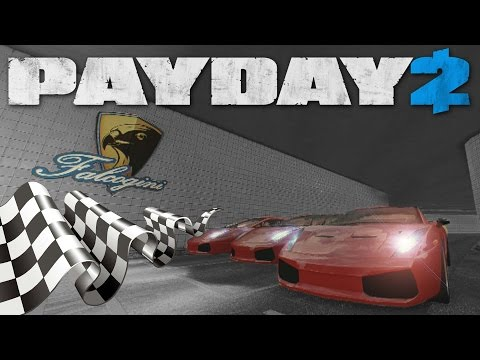 Car Racing mod Payday 2 (Custorace Heist) from YouTube · Duration:  5 minutes 36 seconds