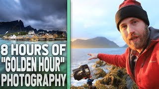 """8 HOURS of """"Golden Hour"""" Photography"""