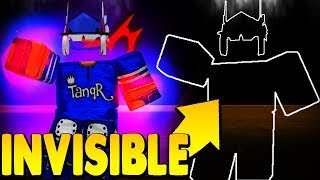 STRONGEST PLAYER PROTECTS WITH INVISIBILITY *TROLLING* | Super Power Training Simulator (ROBLOX)