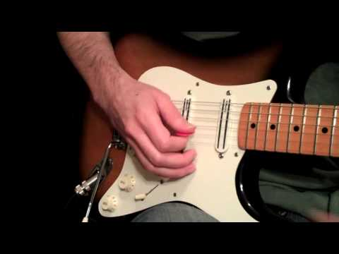Picking Hand Positioning For Fast Playing Styles - Intermediate Guitar Lesson
