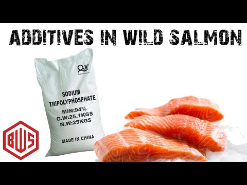 The Hidden Toxin In Our Wild Caught Seafood (STPP)