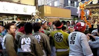 【よかっぺ祭り・神輿】千葉県匝瑳市八日市場2011/10/16 thumbnail