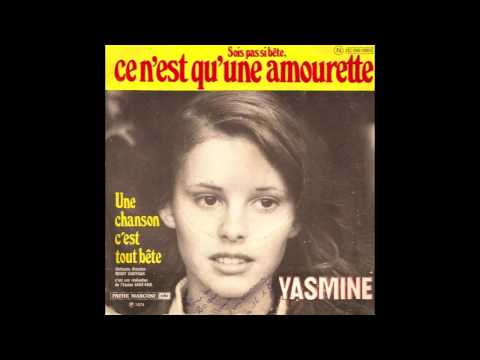 Yasmine - Une Chanson C'est Tout Bete (moog Pop, France 1974)