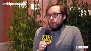 Imm Cologne 2017 | Zeitraum - Moritz von Schmeling ci racconta il progetto Kosi