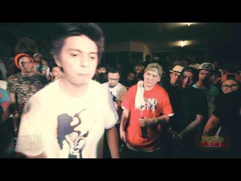 FlipTop - Sayadd vs Pistolero