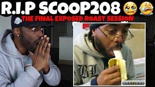 R.I.P SCOOP208 IS DEAD | His Youtube Career Is Over & He