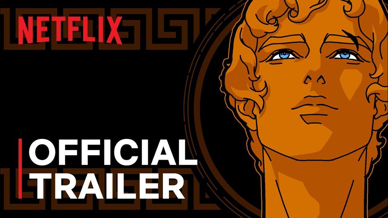Blood of Zeus | Official Trailer | Netflix