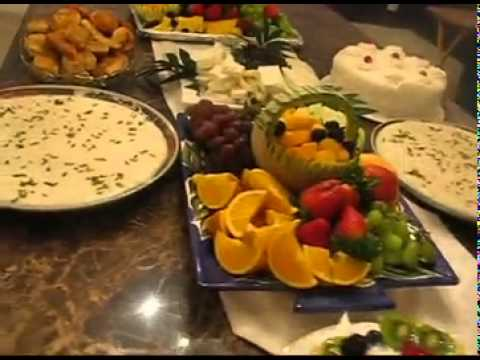 Play Kitchen Dishes Oval Tables ~ ~afghan Food Are Delicious~ [hq] - Youtube