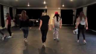 Choreography on Ludacris - Representin' ft. Kelly Rowland by Revelino Marciano