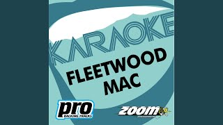 Need Your Love So Bad (In The Style of 'Fleetwood Mac')