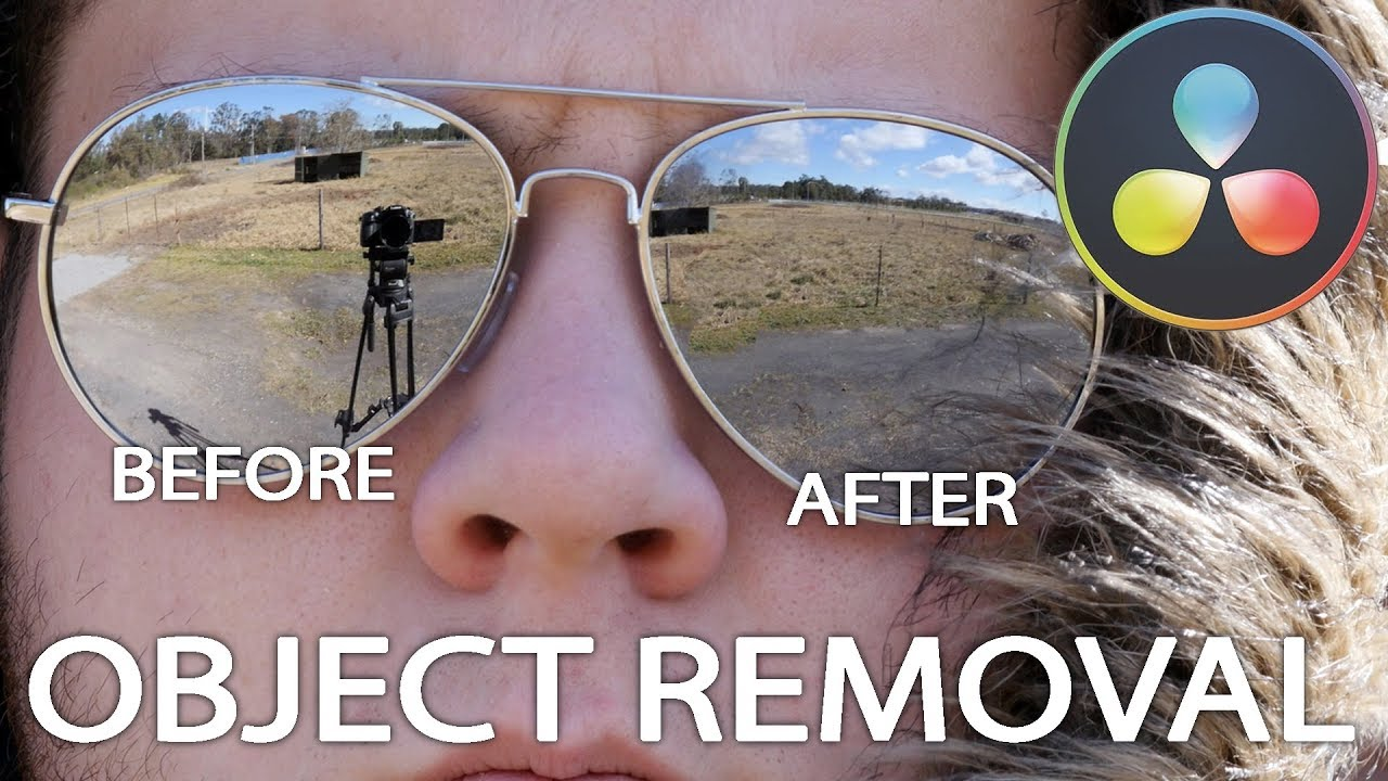 Download Remove Objects In DaVinci Resolve 16 Using Object Removal Tool