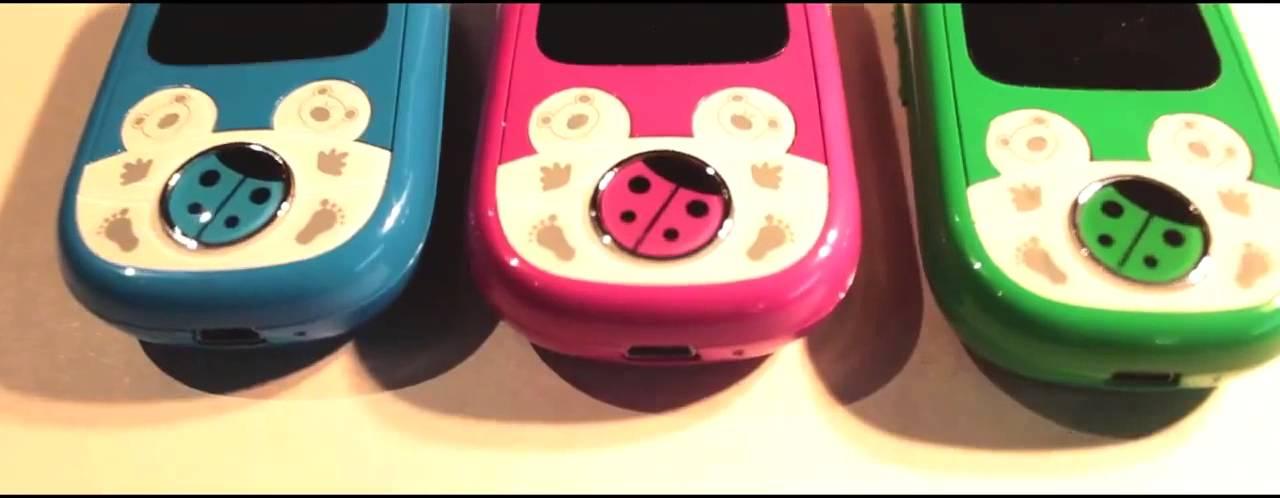 Телефон для маленьких детей Baby Phone. Новинка!