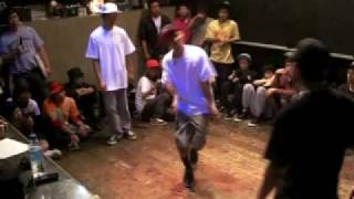 [G-Tube] Super Bad 2回戦 Take Notice vs Boogie Down Mizonokuchi