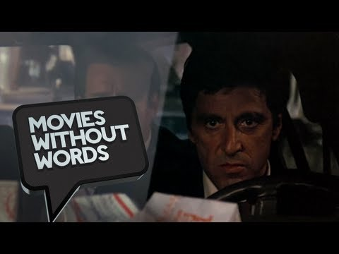 Scarface (6/8) Movies Without Words - Al Pacino Movie HD