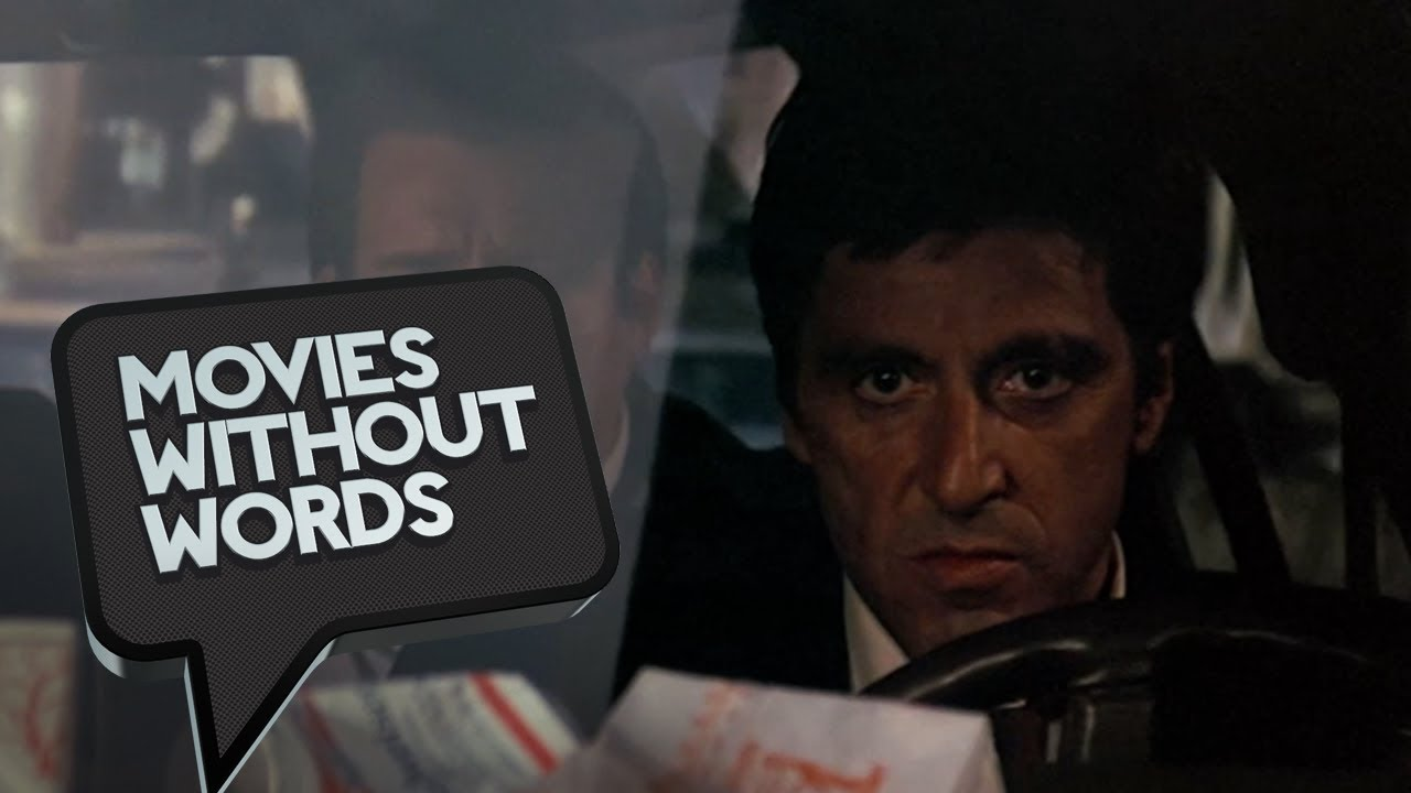 Scarface 6 8 Movies Without Words Al Pacino Movie Hd