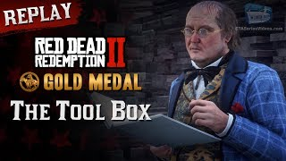 RDR2 PC - Mission #97 - The Tool Box [Replay & Gold Medal]