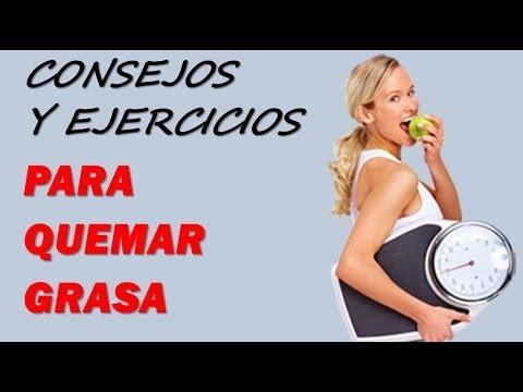 Como bajar de peso rapidamente 5 consejos y ejercicios Hierbas para bajar de peso y quemar grasa
