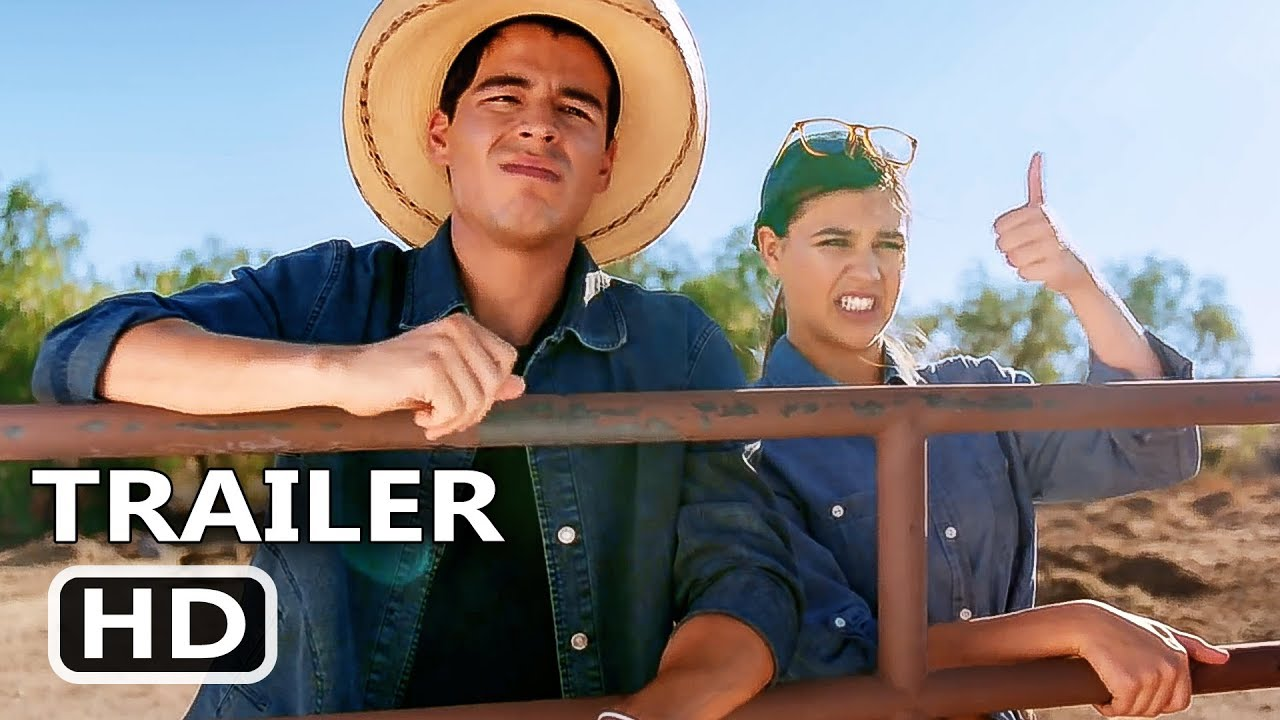 Download DESTINED TO RIDE Trailer (2018) Horse, Teenage Movie
