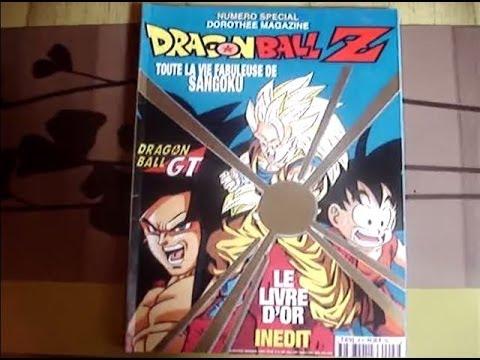 livre manga dragon ball gt