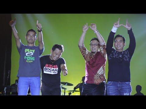 Bocah Ngapa Yak - Wali Band - Pesta Musik ISTIMEWA - Rimbo Bujang Tebo Jambi 22 Juli 2018