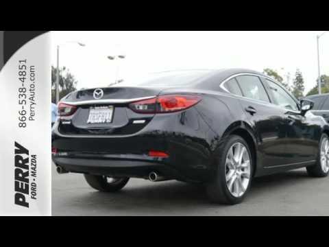 Used 2014 Mazda Mazda6 Santa Barbara CA Goleta, CA #F20121A