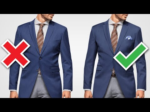 10 Things Stylish Men NEVER Do! (Style Mistakes)
