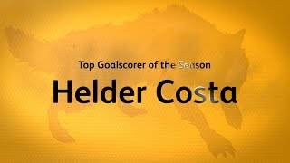 Wolves Top Goalscorer of the Season 2016-17