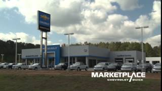Marketplace Chevrolet Buick - Newest Chevy dealership in North LA