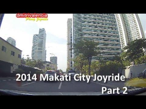 Pinoy Joyride - Rockwell & Makati City Joyride Philippines 2014