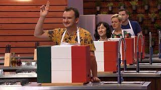 Uczestnicy byli pewni, że tematem będą Włochy... Mocno się pomylili! [MasterChef]