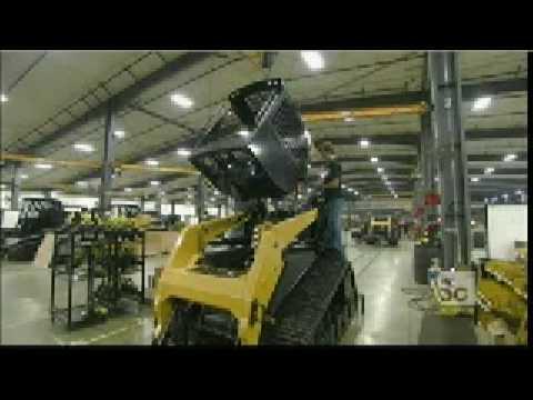 Caterpillar Skid Steer >> Kompaktlader ASV Caterpillar skid steer loader new bobcat ...