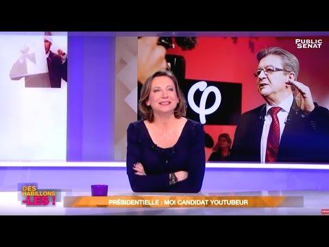 Présidentielle : Moi candidat Youtubeur - Déshabillons-les (01/04/2017)