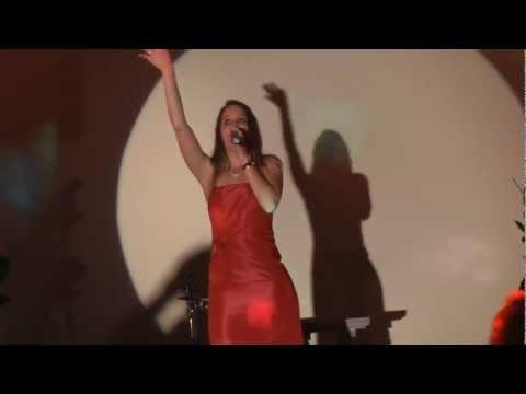 Sarah Carina - Warum - CD-Premiere 06.07.2012 Oberhausen