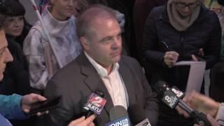 Marcus Mumford, Ammon Bundy's attorney, describes being tased in courtroom