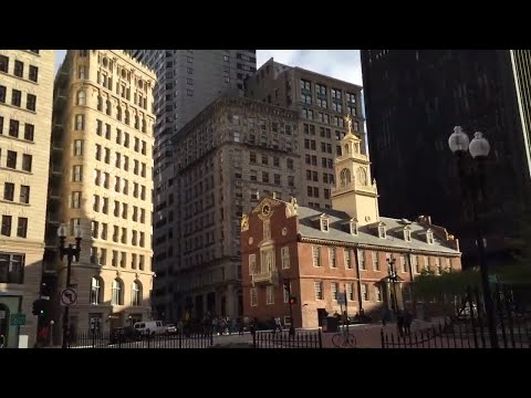 BOSTON'S FREEDOM TRAIL 🚶🏼♀️🇺🇸🗽
