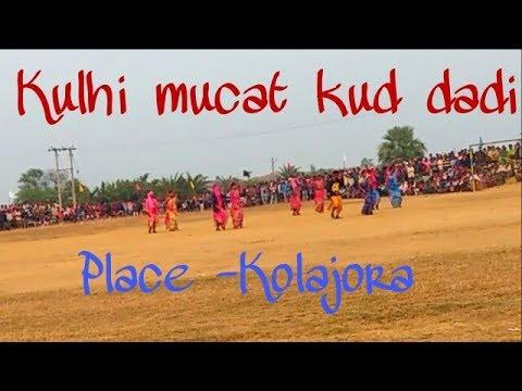 Kulhi Mucat Kud Dadi Santhali Video 1280x720 Full HD 2k18