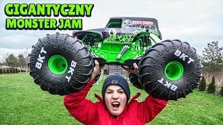 GIGANTYCZNY MONSTER JAM / CHALLENGE #21