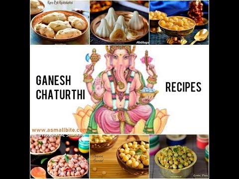 Vinayagar Chaturthi Recipes 2018 | விநாயகர் சதுர்த்தி 2018