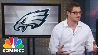 Philadelphia Eagles Brent Celek: Breaking In To Business | Mad Money | CNBC
