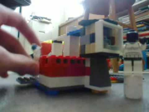 Legos Take A Vacation Part 1