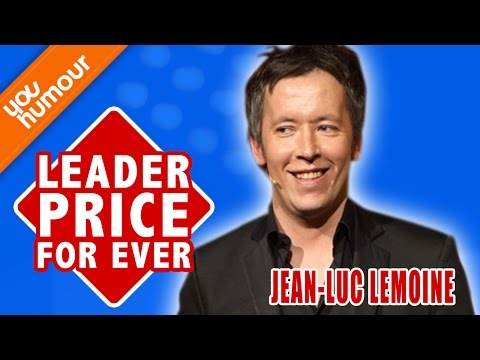 JEAN-LUC LEMOINE - Leader Price Forever