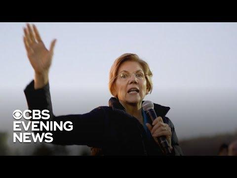 """Elizabeth Warren facing backlash after old registration card shows she called herself """"American Indi"""